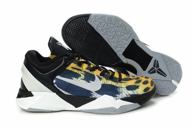 Kobe 7 Shoes Tiger Stripes